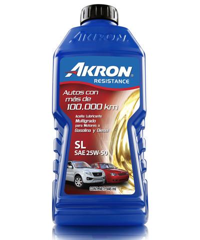 Maximice La Protecci N Del Motor Con Akron Resistance 25w